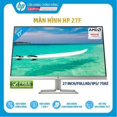 Màn hình HP 27f (27 Inch/FULLHD/60Hz/5Ms/IPS/3AL61AA) – Hàng Chính Hãng