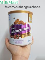 Similac Alimentum IQ plus dành cho trẻ bị dị ứng đạm sữa bò