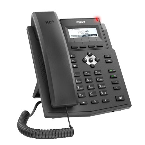 Điện Thoại Ip Phone Fanvil X1S – Hàng Chính Hãng