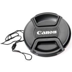 Cap Lens – Nắp đậy ống kính Canon size 62 – Yano Store