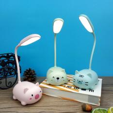 Đèn bàn học bài hình mèo dễ thương – đèn đọc sách phù hợp với học sinh sinh viên