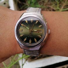 Đồng hồ cơ Automatic hiệu ORIENT của Nhật