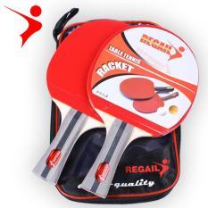 Combo 2 Vợt bóng bàn 8020 sản phẩm của Regail