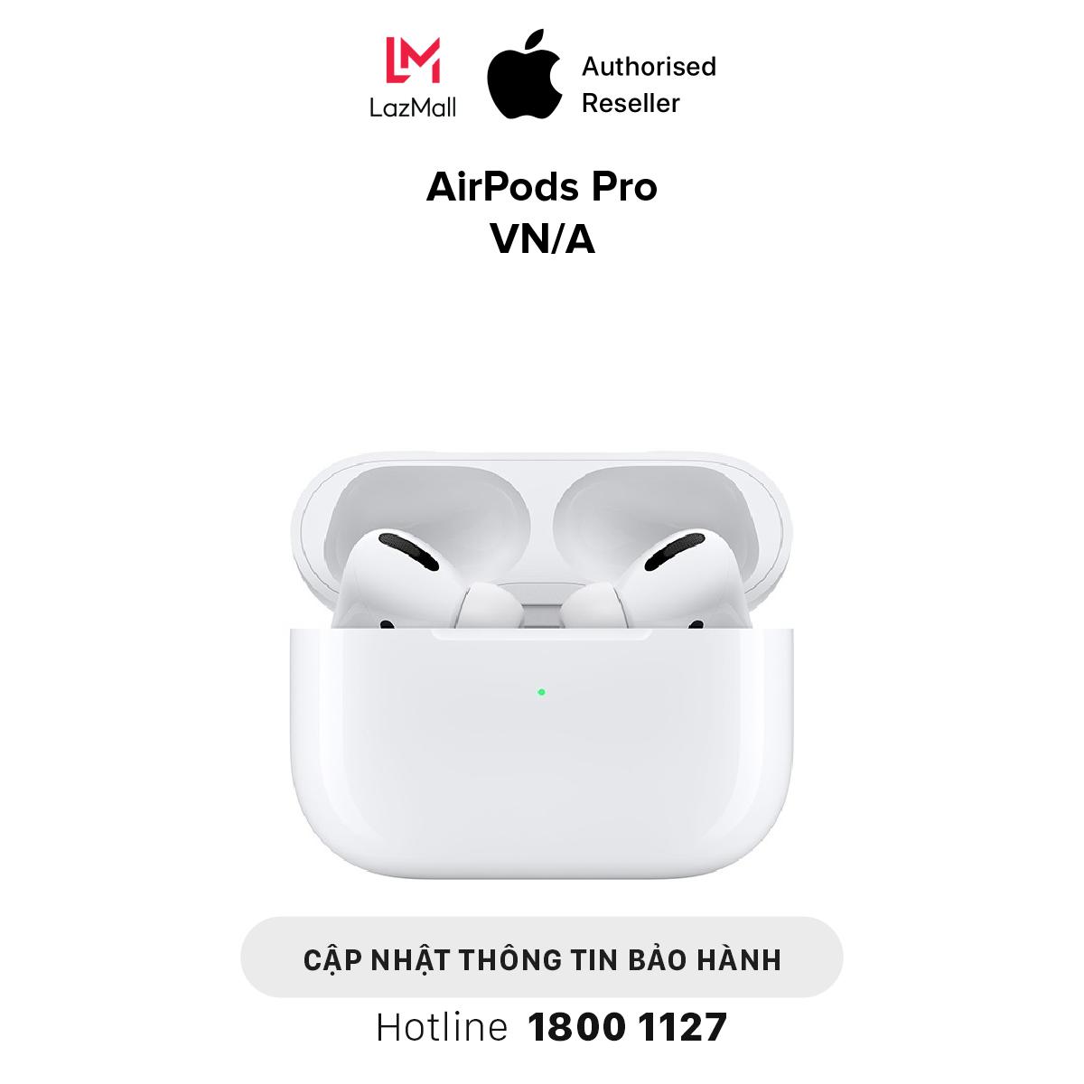 Tai Nghe Bluetooth Apple AirPods Pro – Hàng Chính Hãng VN/A – MWP22VN/A