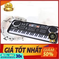 (SIÊU NÓNG HỔI) Đàn piano 61 phím kèm mic cho bé, đàn piano, đàn kèm mic, quà tặng cho bé, đồ chơi âm nhạc