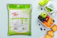 Gạo sạch LUXY RICE – Gạo Đồng Tiền 10kg