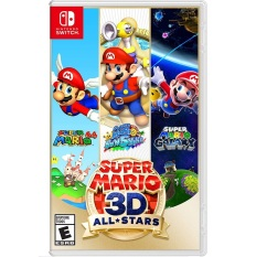 Thẻ Game Super Mario 3D All-stars Nintendo Switch