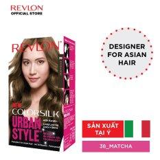 Thuốc nhuộm Revlon Colorsilk Urban Style màu tóc trendy bóng mượt và óng ánh (150ml)