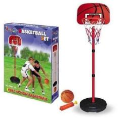 Đồ chơi thể thao trẻ em bóng rổ cho bé BBT Global 20881H – do choi trẻ em vận động the thao