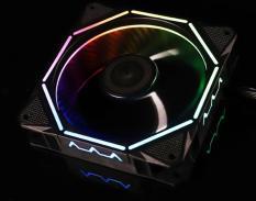 Fan case Led RGB Dual Ring colmon 2019 có video mẫu mới nhất 2019 cập nhật tại 3H COMPTER kèm ốc vít