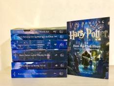 Combo Harry Potter bản Tiếng Việt (Trọn Bộ 7 Cuốn )