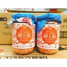 Ruốc Cá Hồi Mix Trứng Cua Nhật Bản 120g