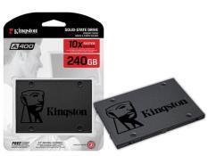 Ổ CỨNG GẮN TRONG SSD 240GB KINGSTON A400 SATA III, BẢO HÀNH 36 THÁNG