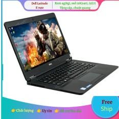 Laptop doanh nhân Dell latitude E7450, màn 14, nhỏ, gọn, nhẹ(có 3 phiên bản i5 và i7 và bộ nhớ trong)