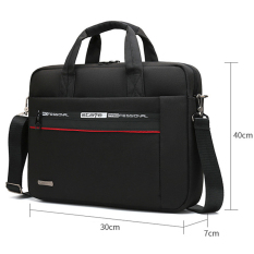 Túi xách laptop cao,rộng,hông,40x30x7cm thiết kế nhiều ngăn thông minh,chống mưa 313