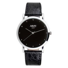 Đồng hồ đôi dây da Nary 60KN97