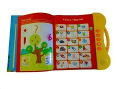 Sách điện tử song ngữ Anh – Việt cho trẻ học tập, phát triển trí thông minh, Sách phát triển tư duy cho bé