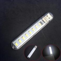 Đèn Led USB 8 Bóng