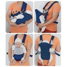 Địu Em Bé 4 Tư Thế Baby Carrier CM101 Thích hợp cho bé từ 4-12 tháng Chất liệu cao cấp Thiết kế chuyên nghiệp