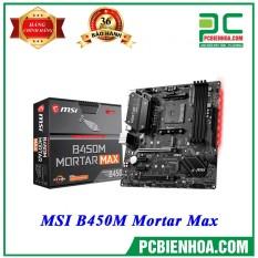Mainboard MSI B450M Mortar Max ( AM4 / M-ATX / 4xDDR4 )