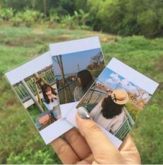 In Ảnh Theo Yêu Cầu Giá 1K – Combo 10 Tấm – Polaroid – Có Ép Plastic – In Tràn Viền – Rửa Ảnh Theo Yêu Cầu Cỡ 6cm x 9cm – Rửa Từ Điện Thoại – K QC