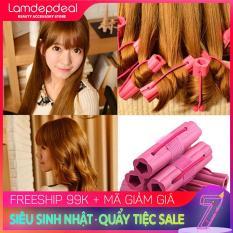 [FS99K + MÃ GG] Combo 6 lô uốn tóc NIGHT SET CURLER – Tạo kiểu tóc xoăn siêu nhanh siêu tự nhiên cho bạn gái