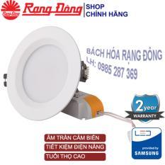 Đèn LED Âm trần Downlight Đổi Màu Rạng Đông D AT02L ĐM 110/9W