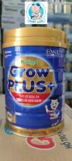 (MẪU MỚI-DATE 2023) Sữa Bột tăng cân Nutifood Grow plus+ xanh Lon 900g (trẻ trên 1 tuổi)