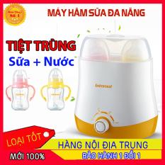 máy hâm sữa và tiệt trùng – máy hâm sữa cho bé – máy hâm sữa tiệt trùng 4 Chức Năng Giữ Nhiệt Liên Tục Sữa Và Nước Cho Bé