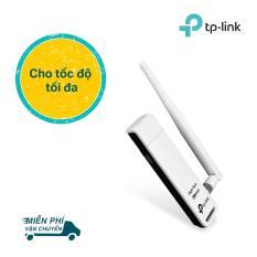 TP-Link USB kết nối Wifi Băng tần kép Chuẩn AC 600Mbps Độ lợi cao – Archer T2UH- Hãng phân phối chính thức