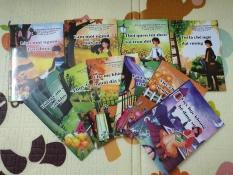 Bộ 10 quyển sách Nhật kí trưởng thành của đứa trẻ ngoan