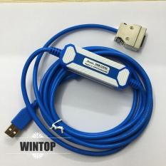 Cáp lập trình PLC OMRON USB-CIF02 CPM1A/2A/CQM1/C200HS