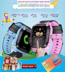 Đồng hồ định vị trẻ em GPS – Q528 Tracker GPS mẫu mới có đèn pin + tặng kèm sim