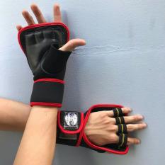 [Hàng Chuẩn Chất Lượng] Găng tay tập gym chống trượt chống rát tay chất liệu vải thấm mồ hôi tốt,cực bám tay, độ bền cao-DUHA SPORT