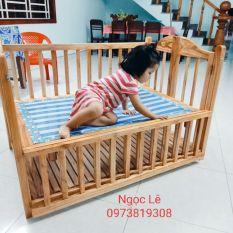 Giường cũi cao cấp cho bé