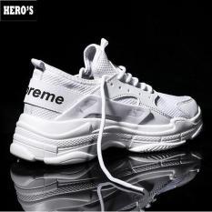 Giày sneaker nam cao cấp mới nhất GTT01-Cực Hot (Giá Cực Sốc)
