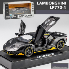 Mô hình siêu xe Lambor LP770 tỷ lệ 1:32