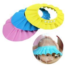 Mũ Nón Tắm Chắn Nước Bảo Vệ Tai Cho Bé Yêu