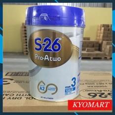 [Freeship +Combo mua 2 giảm 5% + Voucher]Sữa bột S26 PRO – ATWO Số 3 – 900gr