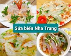 Sứa biển Nha Trang – nón sứa 1kg – Dùng làm gỏi, nấu bún sứa giòn ngon, thanh mát