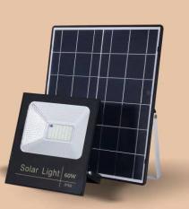Đèn led pha năng lượng mặt trời 60W-100W