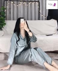 [VẢI LỤA NHẬT CAO CẤP]-❣FREESHIP❣-Đồ Bộ Nữ Pijama và Mặc Sau Sinh-Kèm Video+Ảnh Thật(Dưới 58kg)