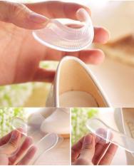 Combo 3 bộ 2 miếng lót gót giày silicon êm chân + Tặng kèm 1 thẻ tích điểm tại gian hàng Verygood