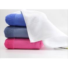 Khăn dài quàng cổ tập thể dục 25×100 cm – 100% cotton xuất Nhật