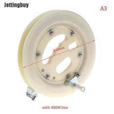 Jettingbuy Cuộn Dây Diều 16Cm/20Cm/22Cm Cuộn Dây Diều Nhựa ABS Máy Cuộn Kẹp Dụng Cụ Bay