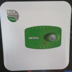 Bình nóng lạnh ROSSI TI ECO 20L chống giật, trang men kim cương nhân tạo