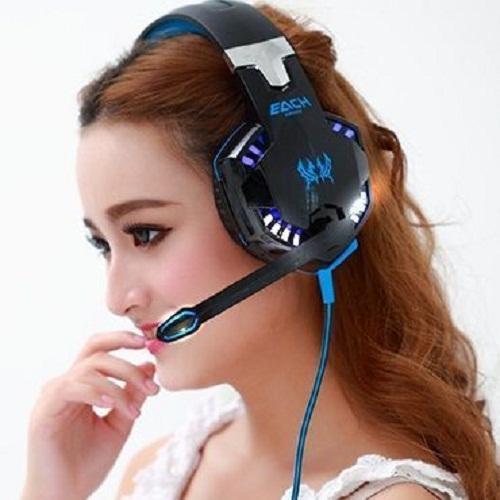 Tai nghe chuyên game cho máy tính G2000