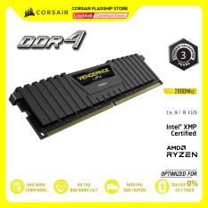 RAM PC CORSAIR VENGEANCE LPX 8GB DDR4 1x8G 2666MHz CMK8GX4M1A2666C16