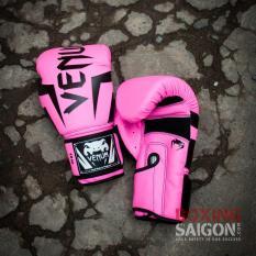 Găng tay Boxing Venum Elite – Hồng