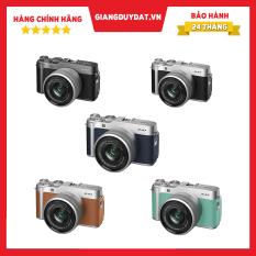 Máy Ảnh Fujifilm X-A7 Kèm Ống Kính XC 15-45mm F3.5-5.6 OIS PZ – Chính Hãng Fujifilm Việt Nam